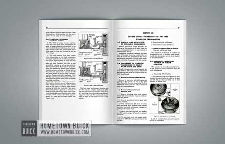 1956 Buick Product School Manual - 04