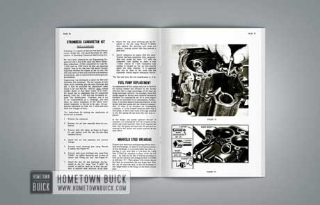 1956 Buick Product Service Bulletins AE - 03