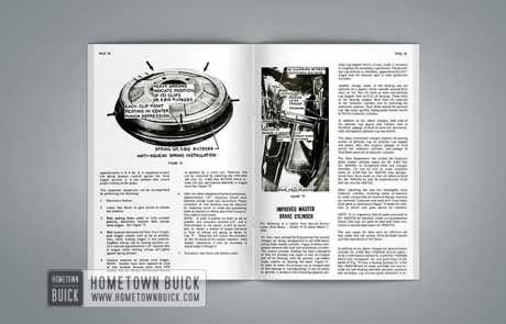 1956 Buick Product Service Bulletins AE - 06