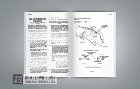 1956 Buick Product Service Bulletins AE - 08