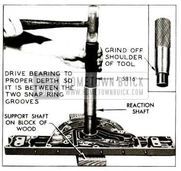1956 Buick Reaction Shaft Bushing Installer Tool