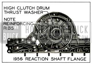 1956 Buick Reaction Shaft Flange