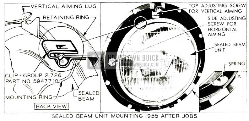 1956 buick electrical system maintenance