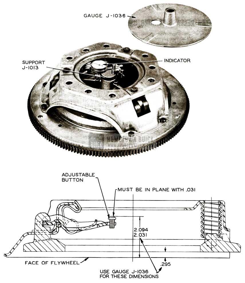 1956 Buick Transmission Maintenance Hometown Diagram Service Clutch