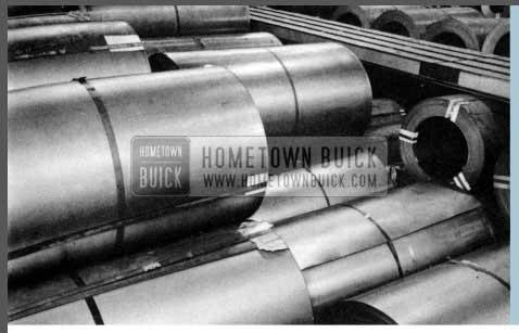 1956 Buick Sheet Metal