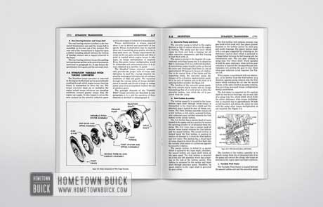 1956 Buick Shop Manual - 05