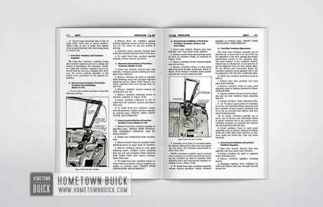 1957 Buick Body Service Manual - 04