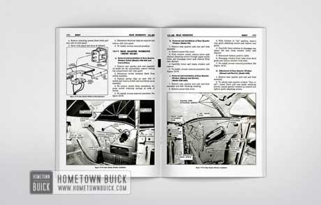 1957 Buick Body Service Manual - 05