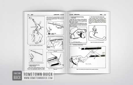 1957 Buick Body Service Manual - 07