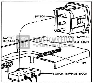 Car Battery Terminal Block on 85 ford 150 351 alternator wiring diagram