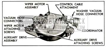 1957 Buick Windshield Wiper Motor