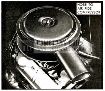 1958 Buick Air Cleaner