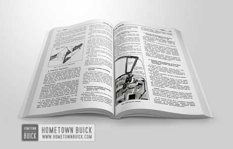 1958 Buick Body Service Manual - 03