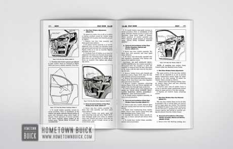 1958 Buick Body Service Manual - 04