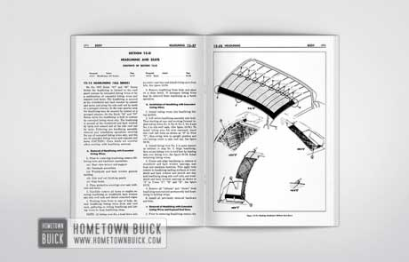 1958 Buick Body Service Manual - 05