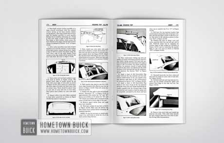 1958 Buick Body Service Manual - 06