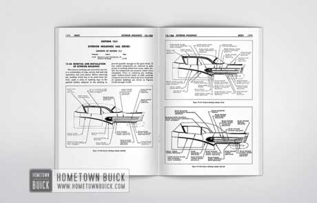 1958 Buick Body Service Manual - 07