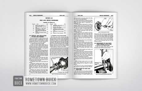 1958 Buick Chassis Service Manual - 06