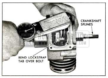 1958 Buick Compressor - Install Rod Caps
