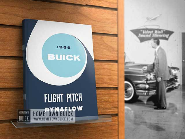 1958 Buick Flight Pitch Dynaflow Manual