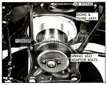 1958 Buick Front Air Spring Mounting