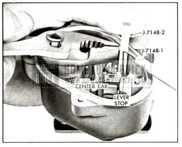 1958 Buick Height Valve - Setting Exhaust Valve