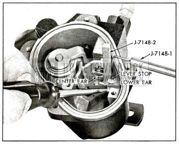 1958 Buick Height Valve - Setting Intake Valve