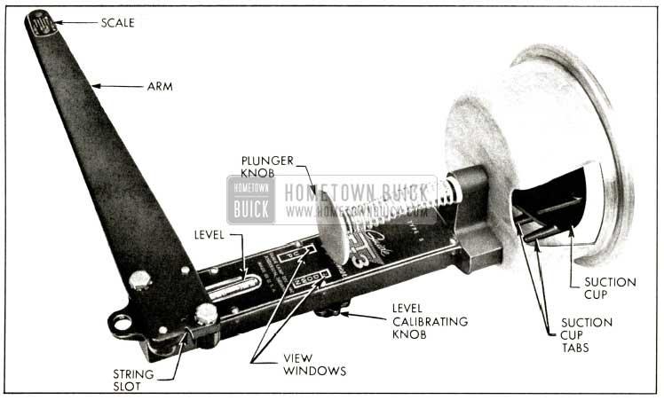 1958 Buick Left T-3 Aimer