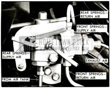 1958 Buick Manual Override Valve