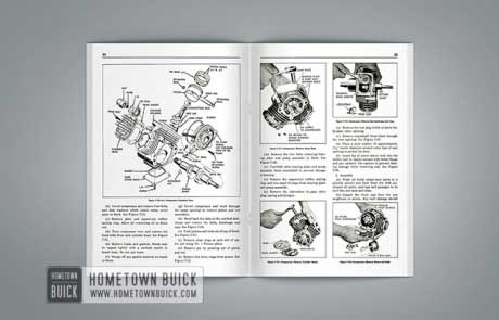 1958 Buick Product School Manual - 04