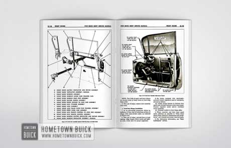 1959 Buick Body Service Manual - 05