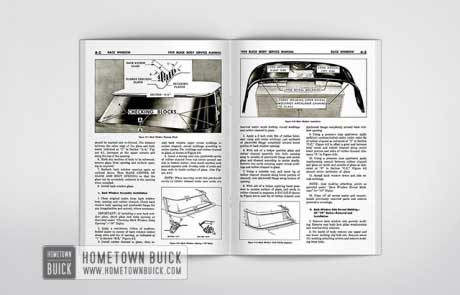 1959 Buick Body Service Manual - 06