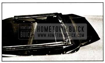1959 Buick Fold Over Top Material