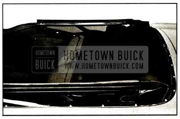 1959 Buick Fold Top Material Forward