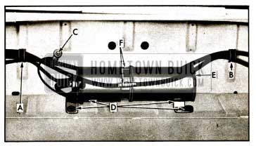 1959 Buick Hydro-Lectric Pump and Motor Installation