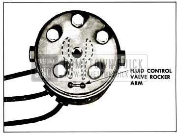 1959 Buick Pump Cover Plate