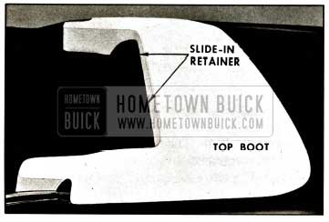 1959 Buick Top Boot