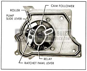 1959 Buick Washer Pump-Motor Side