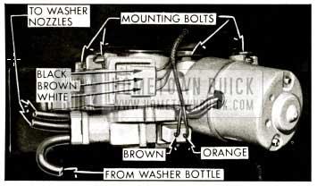 1959 Buick Windshield Wiper Motor