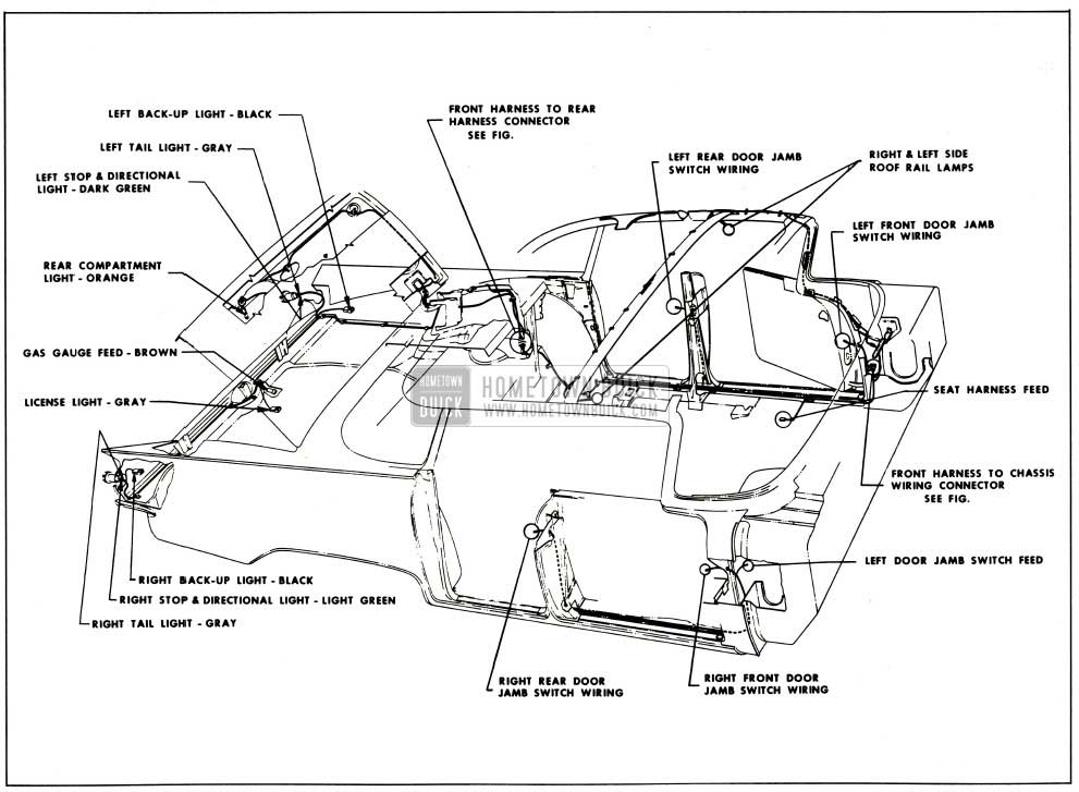 wire diagram for a 1963 buick riviera  buick  auto wiring