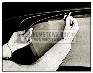 1959 Buick Zip Rear Window