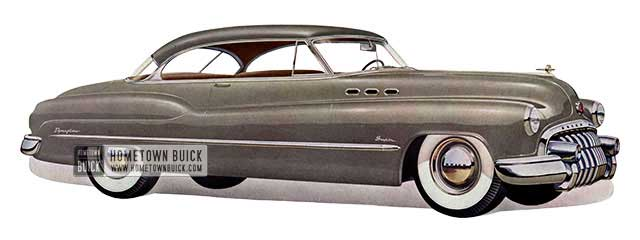 1950 Buick Super Riviera - Model 56R