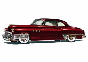 1951 Buick Special Business Coupe - Model 46 HB