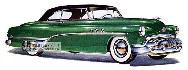 1951 Buick Special Convertible - Model 46C