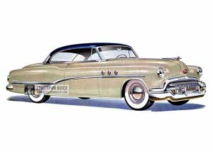1951 Buick Special Riviera - Model 45R HB