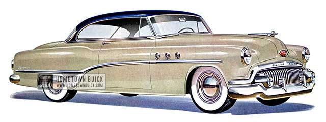 1951 Buick Special Riviera - Model 45R