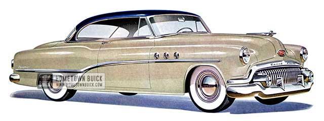 1951 Buick Special Riviera - Model 45R