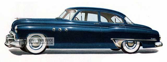 1951 Buick Special Sedan - Model 41
