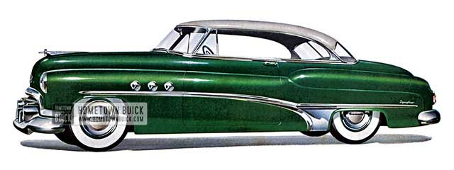 1951 Buick Super Riviera - Model 56R