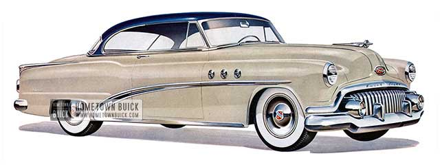 1952 Buick Special Riviera - Model 45R